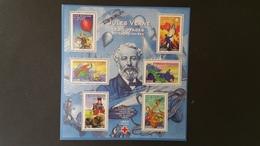France Timbre Bloc NEUF N° BF 85 - Jules Verne - Année 2005 - Blocks & Kleinbögen