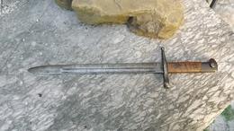 Baionnette SPCARCANO ,,  WW1 - Armes Blanches