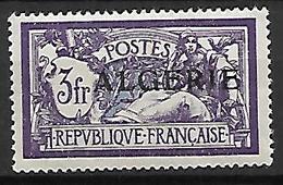 ALGERIE     -     1924 .    Y&T N° 32 ** . - Unused Stamps