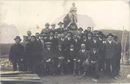 Cpa 43 – Chavaniac-Lafayette – Carte-photo Anciens Combattants, Monument Aux Morts - Otros Municipios