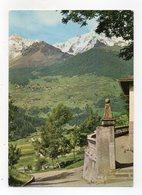 Pejo (Trento) - Visto Da Cogolo - Sullo Sfondo Cavini, Taviela E Vioz - Non Viaggiata - (FDC16381) - Trento