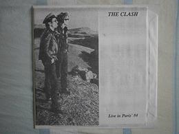 The CLASH - Live In Paris 84 - LP - Punk