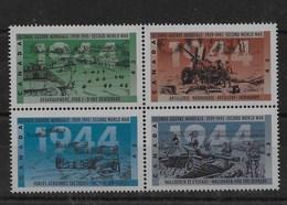Serie De Canadá Nº Yvert 1390/93 ** - 1952-.... Reinado De Elizabeth II