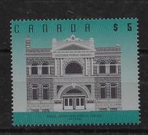 Serie De Canadá Nº Yvert 1458 ** - 1952-.... Reinado De Elizabeth II