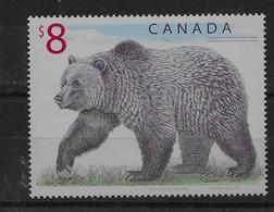 Serie De Canadá Nº Yvert 1539 ** FAUNA (ANIMALS) - 1952-.... Reinado De Elizabeth II