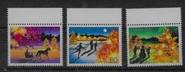 Serie De Canadá Nº Yvert 1900/02 ** - 1952-.... Reinado De Elizabeth II