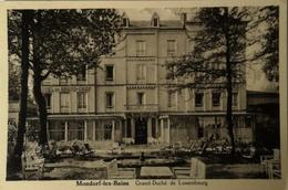 Mondorf Les Bains // Hotel Du Grand Chef 1938 - Mondorf-les-Bains