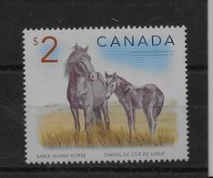 Serie De Canadá Nº Yvert 2189 ** FAUNA (ANIMALS) - 1952-.... Reinado De Elizabeth II