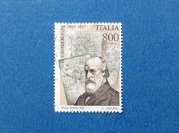 1997 ITALIA FRANCOBOLLO USATO STAMP USED GIOVAN BATTISTA CAVALCASELLE - - 6. 1946-.. Repubblica