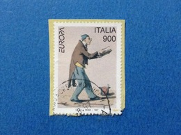 1997 ITALIA FRANCOBOLLO USATO STAMP USED EUROPA STORIA E LEGGENDE DA 900 - - 6. 1946-.. Repubblica