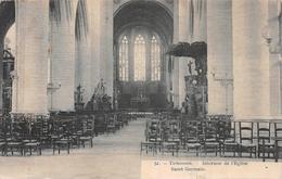 51 Interieur De L'Eglise Saint Germain Tirlemont Tienen - Tienen