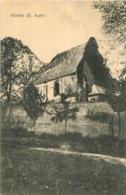 SAINT AURIN CARTE ALLEMANDE 1915 - Autres Communes