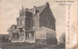 Château Janssens Souvenir De Tirlemont Tienen - Tienen