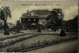 Roseraire Du Pachy - Bascoup (Manage) Façade Du Petit Chateau 19?? - Manage