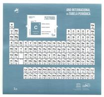 Portugal 2019 - International Year Periodic Table - Mendeleev S/S MNH - 1910-... Republiek