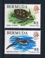 Bermuda 1978 Tiere Mi.Nr. 367/68 ** - Bermuda