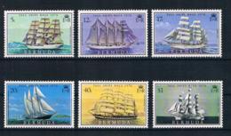 Bermuda 1976 Schiffe Mi.Nr. 326/31 Kpl. Satz ** - Bermudas