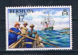 Bermuda 1977 Schiffe Mi.Nr. 346 ** - Bermuda