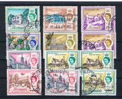 Bermuda 1962 Kleines Lot 12 Werte Gestempelt - Bermuda