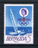 Bermuda 1964 Mi.Nr. 184 ** - Bermuda