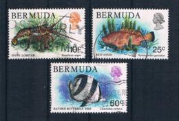 Bermuda 1978 Mi.Nr. 357/61/64 Gestempelt - Bermuda