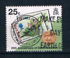 Bermuda 1995 Mi.Nr. 669 Gestempelt - Bermuda