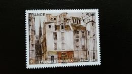 France Timbre NEUF - N° 5200 - Année 2018 - Léonard Foujita - Francia