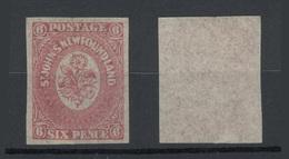 A5-(scott) - SIX Pence - 1857-1861