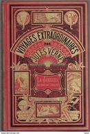 La Jangada, 800 Lieues Sur L'Amazone - Jules Verne - Edition Originale - - 1801-1900