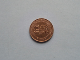 48 Miljoen - Winnen Doe Je Bij...  De Postcode Loterij ( 2011 ) Uncleaned ! - Pays-Bas