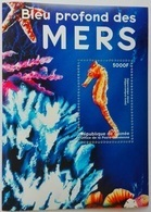 Guinee 2001** Bl.639. Marine Life MNH [11;63] - Maritiem Leven