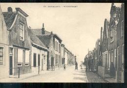St Annaland - Voorstraat - 1925 Langebalk Stempel - Niederlande