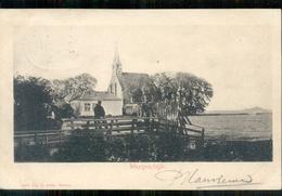 Westgrafdijk West Grafdijk - Grootrond Stempel - 1902 - Netherlands