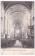Hal Cpa Intérieur De L'Eglise Des R.P. Conventuels - Halle