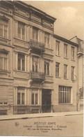 Bruxelles NA197: Institut Kimpe, Rue De Livourne... 1938 - Onderwijs, Scholen En Universiteiten