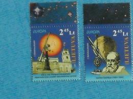 EUROPA 2009 -Paire Neuve Xx N° 873/4 LITUANIE - 2009