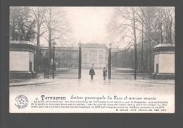 Tervuren / Tervueren - Entrée Principale Du Parc Et Ancien Musée - Tervuren