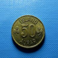 Iceland 50 Aurar 1970 - Island