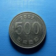 South Korea 500 Won 2002 - Corée Du Sud