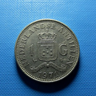 Netherland Antilles 1 Gulden 1971 - Antille Olandesi