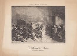 Courbet, L'Atelier Du Peintre. - Photographie