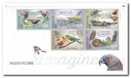 Nieuw Zeeland 2018, Postfris MNH, Birds - Nieuw-Zeeland