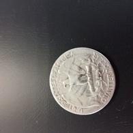 ÉTATS-UNIS D'AMÉRIQUE 1/4 Dollar Georges Washington 1955  En L Etat Sur Les Photos - Amérique Centrale