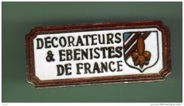 DECORATEUES ET EBENISTES DE FRANCE *** 1036 - Non Classés