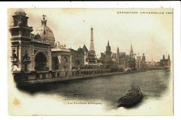 CPA- Carte Postale -FRANCE- Paris Exposition Universelle-1900-Pavillons étrangers- VM5111 - Exhibitions
