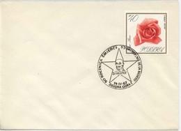 Poland 1967 L. Zamenhof Esperanto Polish Ophthalmologist / Augenarzt / Judaism Occasional Cancellation  H252 - Esperanto