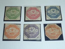TIMBRES DE THESSALIE Du N°1 Au N°5 - ENSEMBLE DE 6 TIMBRES NEUF ET OBLITEREE  (C.V) - Local Post Stamps