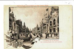 CPA- Carte Postale -FRANCE- Paris Exposition Universelle-1900-Avenue Des 33 Mètres- VM5113 - Exhibitions