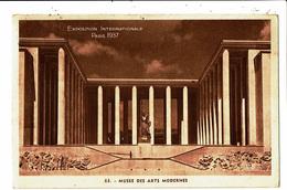 CPA- Carte Postale -FRANCE- Paris Exposition Internationale De 1937-Musée Des Arts Modernes- VM5114 - Exhibitions