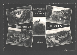 Lustin - Bonjour De Lustin - Belvédère Des Rochers De Frênes - Carte Multivues - Profondeville